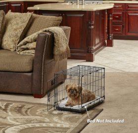 Midwest iCrate Single-Door Pet Crate 2