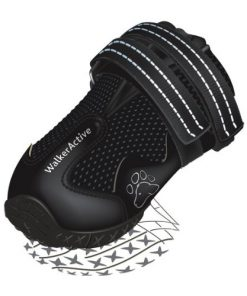 Walker Active Protective Boots Size: X-Small (Chihuahua) *New Design*-1