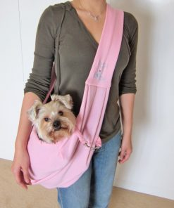 Alfie Pet by Petoga Couture - Chico Reversible Pet Sling Carrier-1