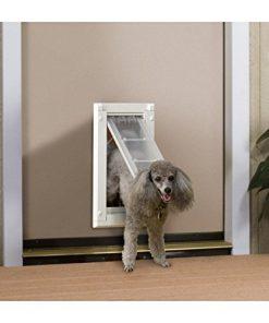 Patio Pacific - Endura Flap Door Mount pet door-1