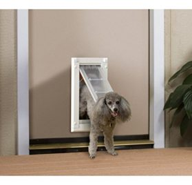 Patio Pacific - Endura Flap Door Mount pet door-1