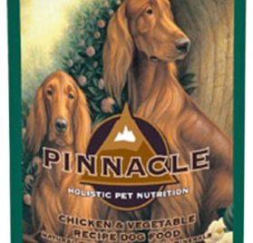 Pinnacle Holistic Chicken and Vegetable Formula Adult Dog Food, 13.2-Ounce Cans, Case of 12-1