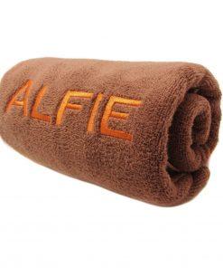 Alfie Pet by Petoga Couture - Alfie Microfiber Fast-Dry Pet Drying Towel-1