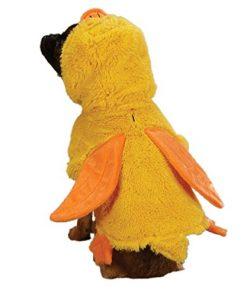 Zack & Zoey Quackers Duck Pet Costume - Yellow - 1