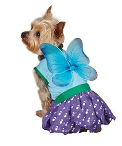Casual Canine Woodland Fairy Dog Costume - 1