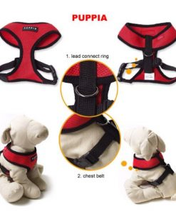 Puppia Soft Dog Harness 2