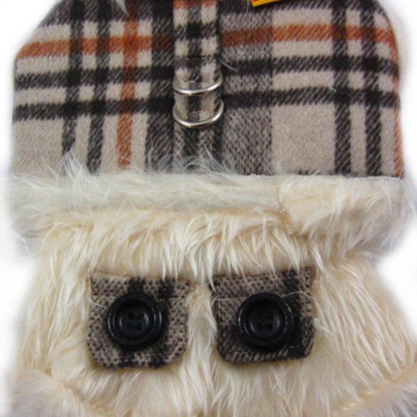 Alfie Couture Designer Pet Accessory - Keri Harness Vest and Leash Set - 8