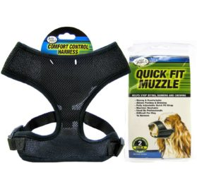 Quick Fit Dog Muzzle - Size 2