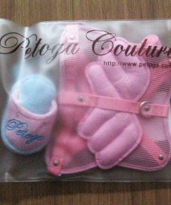 Alfie Couture Designer Pet Accessory - Angel Wing Harness with Leash 9