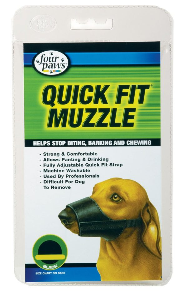 Quick Fit Dog Muzzle - Size 1