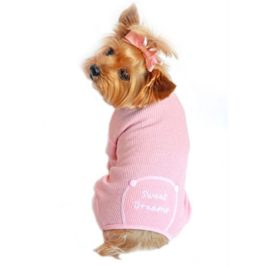 Sweet Dreams Thermal Pajamas for Dogs 2