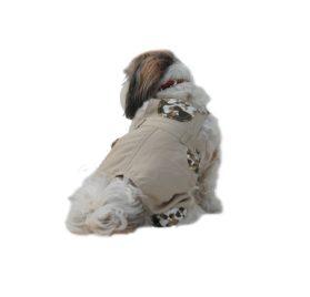 Khaki Boy Dog Overalls (Sizes Medium-XXSmall)