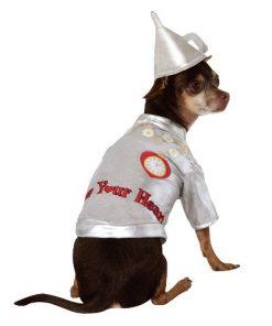 Wizard of Oz Tin Man Dog Costume-1