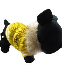 Alfie Couture Designer Pet Apparel - Gihl Metalic Jacket Jumper-1