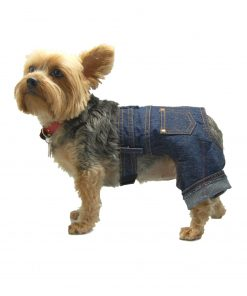 Anima Denim Jeans, Adjustable Waist - Large, Medium, Small, Extra Small, 2XS