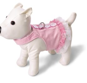 Doggles Dog Harness Dress-2