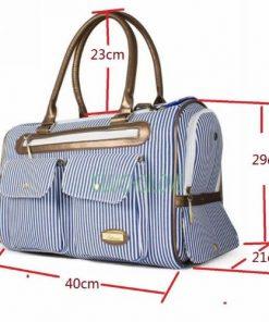 Fashion Dog Carrier Dog Handbag Dog Purse Tote Bag Pet Cat Dog Hiking Backpack,Coffee-2