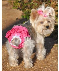 Sanitary Pants For Dogs - Pink-2