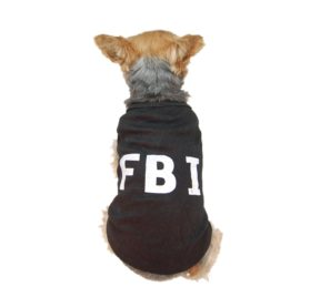 FBI T-Shirt (Large, Medium, Small, Extra Small, 2XS)