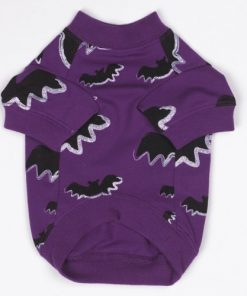 Zack & Zoey Bat Pet Tee Shirt-2