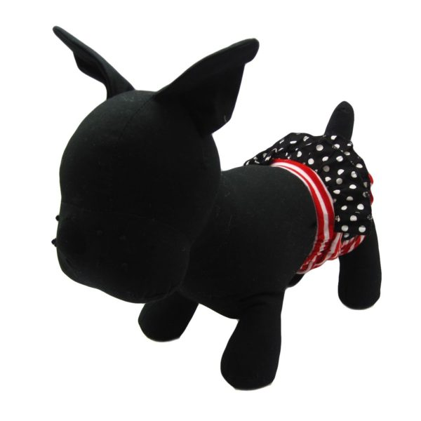 Alfie Pet Apparel by Petoga Couture - Anna Diaper Dog Sanitary Pantie (for Girl Dogs)-8