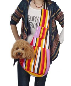 New Pet Sling-style carrier Dog Cat sling Bag -12 colors 3 sizes-5