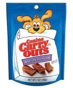 Delmonte Foods 7910021688 Dog Treat Bacon 7oz