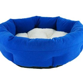 Follow518 Teddy Chihuahua Cat Soft Small Bed Autumn Winter Warm Pet House 20.47 by 18.50 Inch - 1