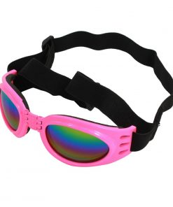 Elastic Band Pet Eye Protection Sunglasses Goggles - 1