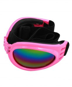 Elastic Band Pet Eye Protection Sunglasses Goggles - 2
