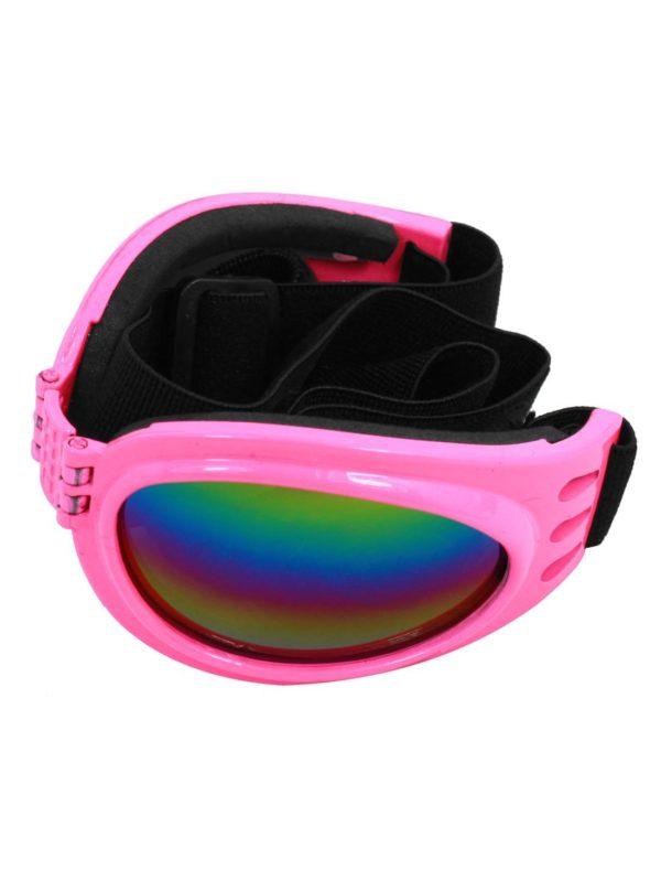 Elastic Band Pet Eye Protection Sunglasses Goggles - 2