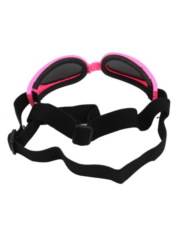 Elastic Band Pet Eye Protection Sunglasses Goggles - 3