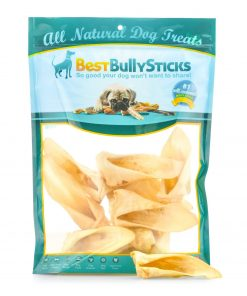 Lamb Ears Dog Treats - 10 Pack