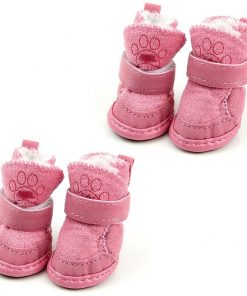 YSTD® Fancy Dress up Chihuahua Boots Dog Pet Cute Puppy Shoes For Small Dog Size S-XXL-1
