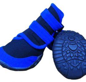 Honeystore Waterproof Suede Antiskid Dog Winter Boots Size XXS - 1