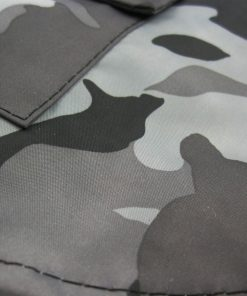 Alfie Couture Designer Pet Apparel - Waterproof Camouflage Raincoat - Color: Camouflage - 8