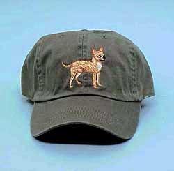 Cap: Chihuahua