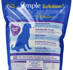 Wellness Simple Natural Limited Ingredient Dry Dog Food - 2