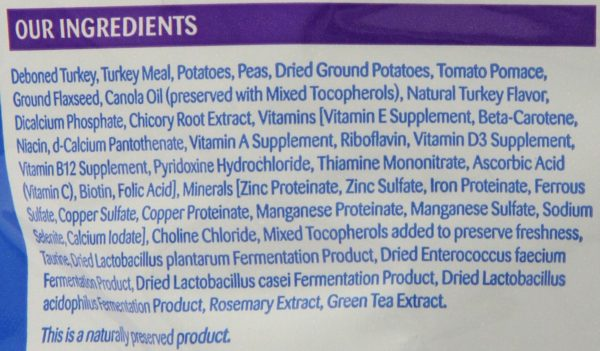 Wellness Simple Natural Limited Ingredient Dry Dog Food - 5