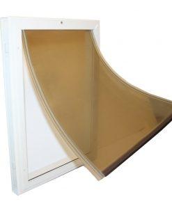 Havahart Aluminum Pet Door - 1