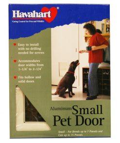 Havahart Aluminum Pet Door - 2