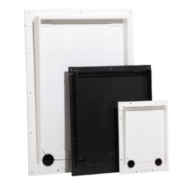 Magnador Kennel Dog Doors - 2