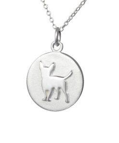 Mochi & Jolie Silver Pendant Necklace - 1
