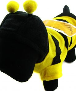 Alfie Couture Designer Pet Apparel - Bumble Bee Costume - 2