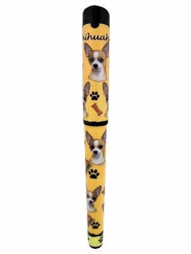 Chihuahua Pen Easy Glide Gel Pen