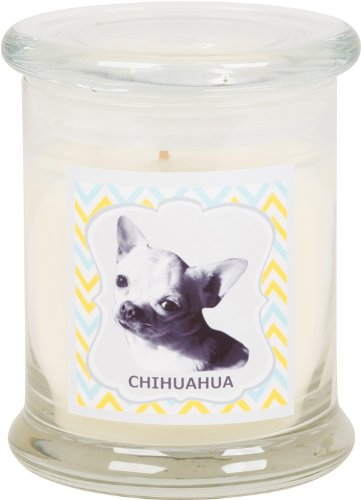 Aroma Paws Breed Candle Jar, 12-Ounce, Chihuahua