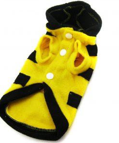 Alfie Couture Designer Pet Apparel - Bumble Bee Costume - 4