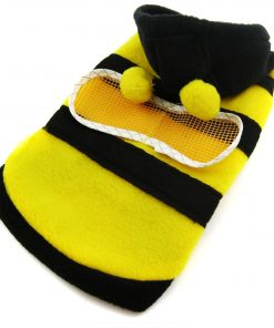 Alfie Couture Designer Pet Apparel - Bumble Bee Costume - 5
