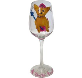 LittleGifts Wine Glass