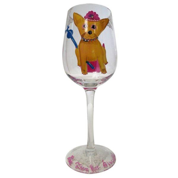 LittleGifts Wine Glass